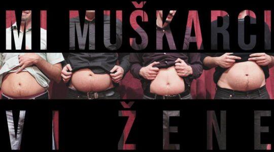 MI MUŠKARCI, VI ŽENE, tematski stand up comedy show