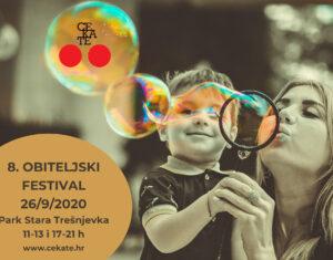 8. OBITELJSKI FESTIVAL U PARKU