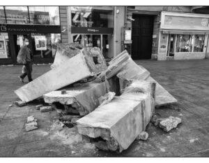 Biografija grada / Potres u Zagrebu- natječaj, izložba