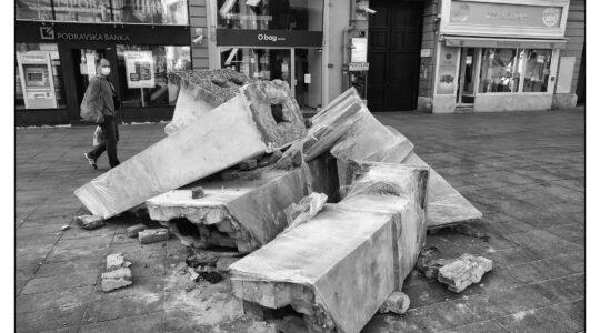 Biografija grada / Potres u Zagrebu 2020 – Otvorenje izložbe