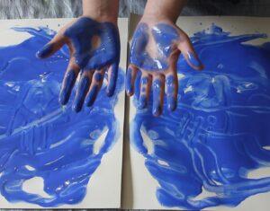 Upis / Art terapija / ciklus radionica kreativnog izražavanja