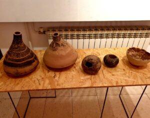 Upis / Radionica oblikovanja keramike