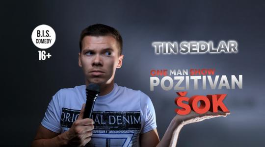 POZITIVAN ŠOK, stand up comedy show