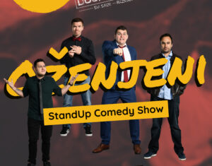 Oženjeni – stand up comedy show