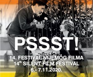 14. PSSST! FESTIVAL NIJEMOG FILMA