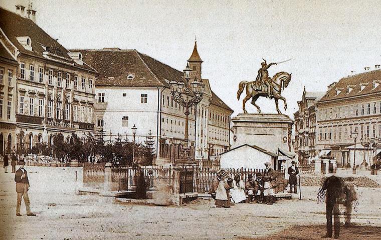 Izložba 'U gostima povijesnom središtu Zagreba' u GalerijiModulor