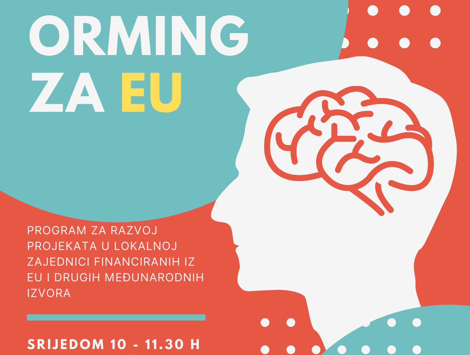 Brainstorming za EU: partnerski program CeKaTe za razvoj projekata financiranih iz EU