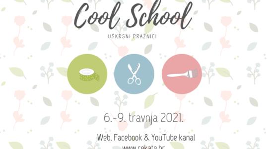 Cool School online radionice za djecu