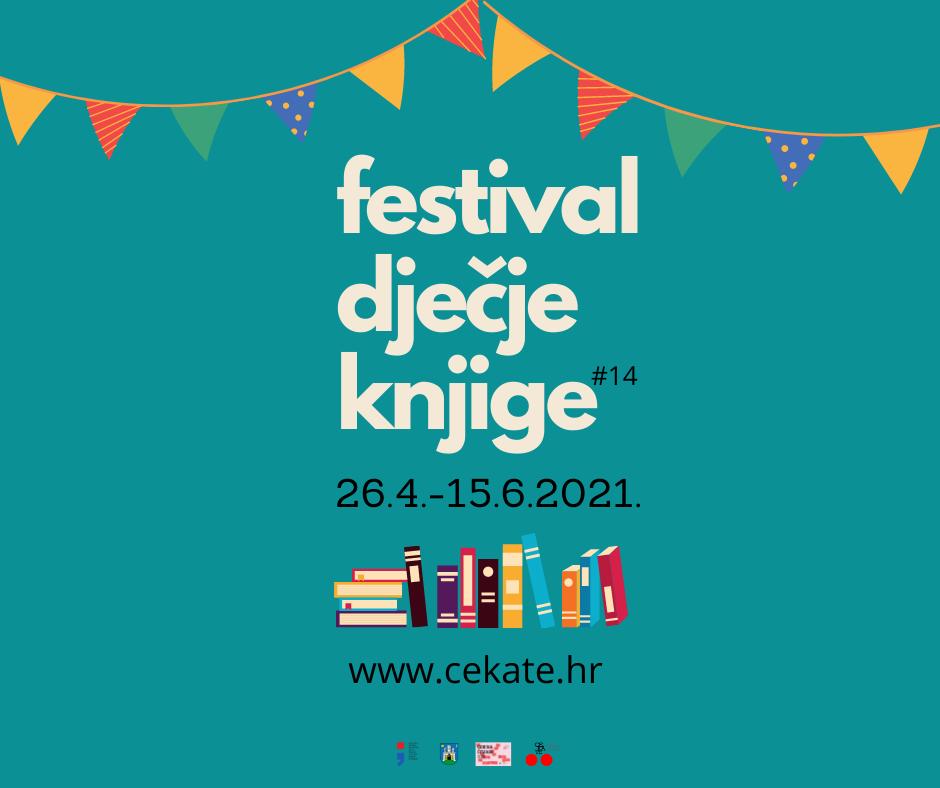 14. Festival dječje knjige i manifestacija 'Uberi priču!'
