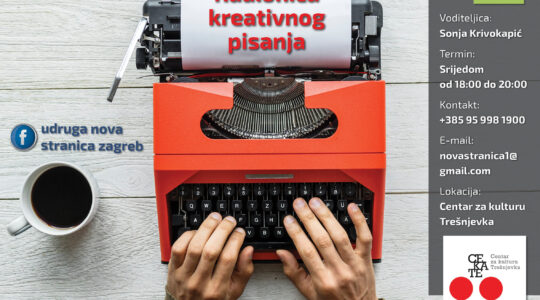 Radionica kreativnog pisanja