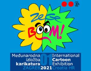 ZEGEBOOM! – 1st INTERNATIONAL CARTOON EXHIBITION