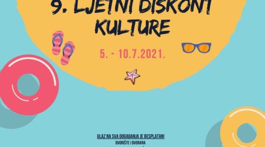 9. Ljetni diskont kulture